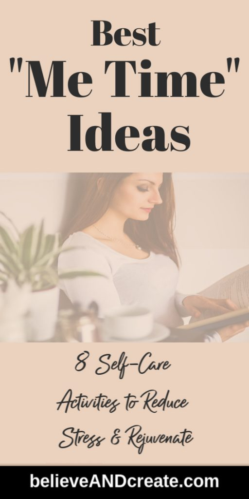 best me time ideas - 8 cheap self-care activities