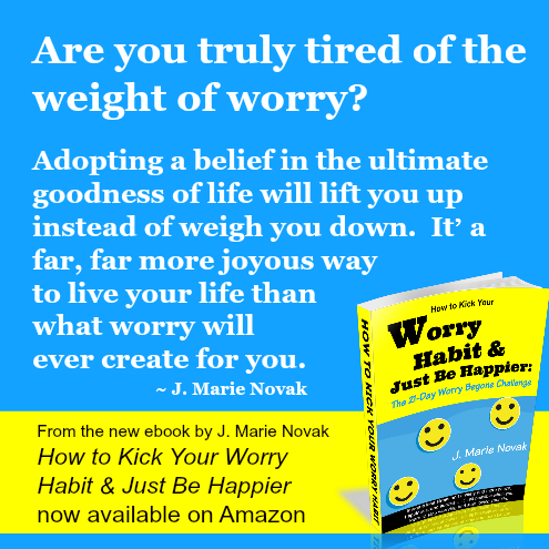 are you sick of worrying so much