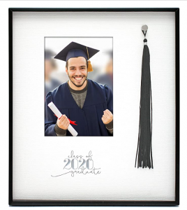 class of 2020 frame and tassel holder