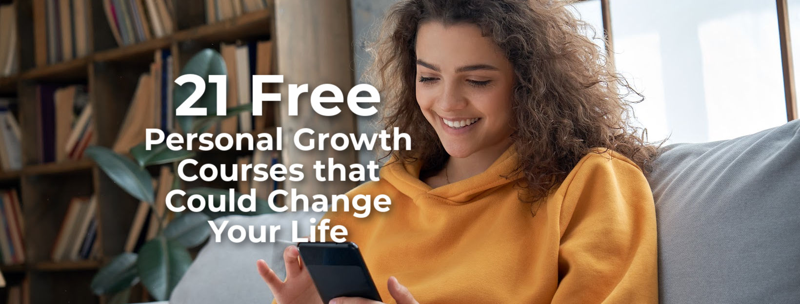 21 free personal growth courses for self improvement