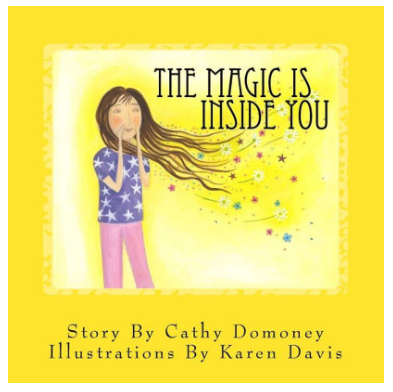 the magic is inside you book