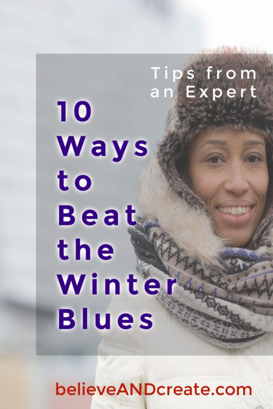 10 ways to handle winter blues and winter depression
