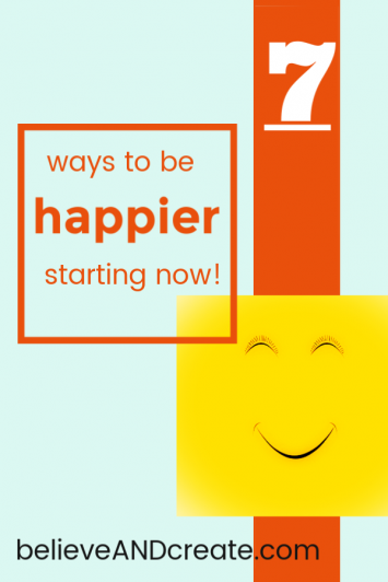 7 ideas guaranteed to make you happier starting right now
