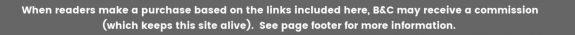 affiliate link disclaimer 2020