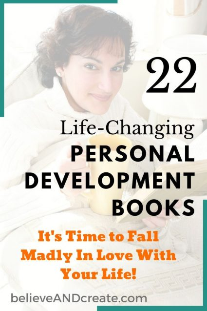 22 personal development books that will change your life